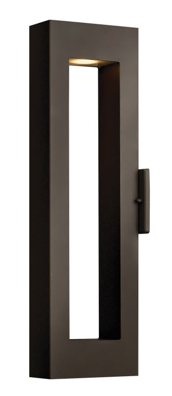 Hinkley Lighting 1644BZ-LED Bronze Contemporary Atlantis Wall Sconce