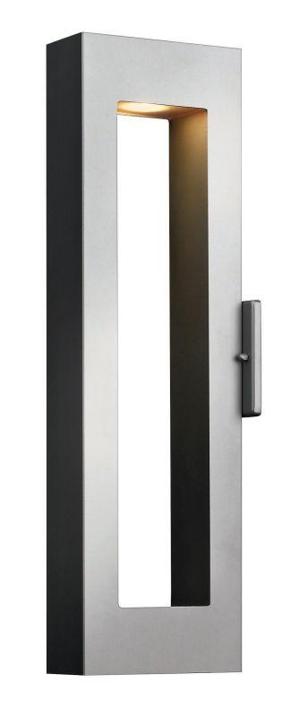 Hinkley Lighting 1644TT-LED Titanium Contemporary Atlantis Wall Sconce Sale $489.00 ITEM: bci1709812 ID#:1644TT-LED UPC: 640665164404 :