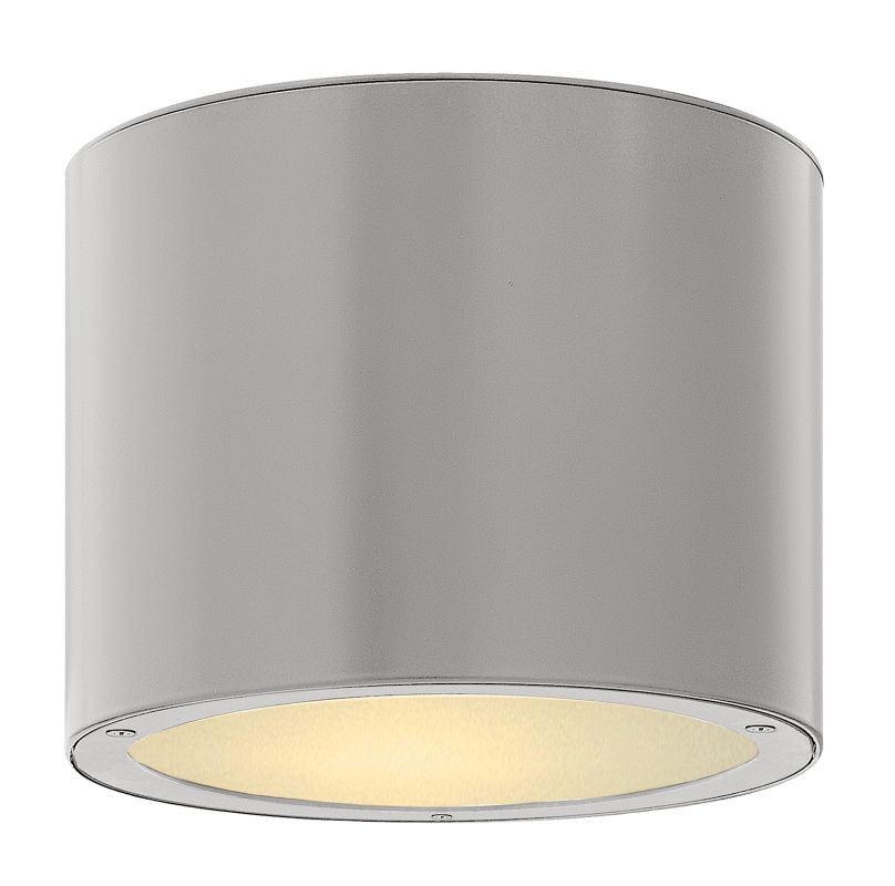 Hinkley Lighting 1663TT-LED Titanium Contemporary Luna Ceiling Light Sale $309.00 ITEM: bci1709856 ID#:1663TT-LED UPC: 640665166385 :