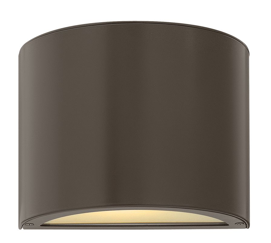 Hinkley Lighting 1667BZ Bronze Contemporary Luna Wall Sconce Sale $185.00 ITEM: bci1709869 ID#:1667BZ UPC: 640665166705 :