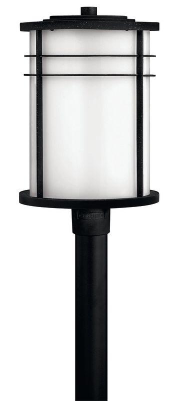 Hinkley Lighting H1121 1 Light Post Light from the Ledgewood
