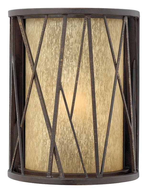 "Hinkley Lighting 1150 10"" Height 1 Light Outdoor Wall Sconce from the Sale $189.00 ITEM: bci1431849 ID#:1150RB UPC: 640665115000 :"
