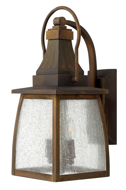 "Hinkley Lighting 1200 17.3"" Height 2 Light Lantern Outdoor Wall Sconce Sale $389.00 ITEM: bci1884000 ID#:1200SN UPC: 640665120035 :"