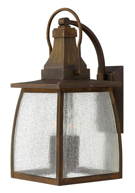 "Hinkley Lighting 1205 19.5"" Height 4 Light Lantern Outdoor Wall Sconce"