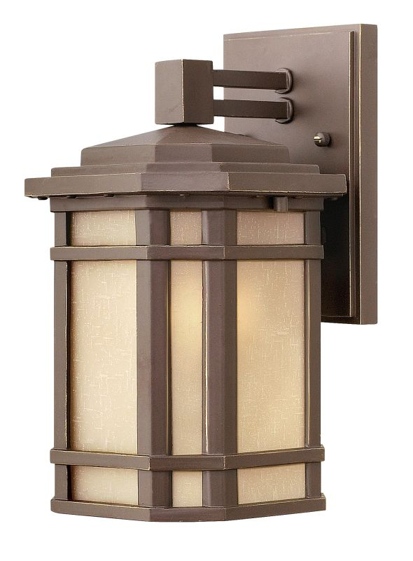 "Hinkley Lighting 1270-LED 11"" Height LED Outdoor Lantern Wall Sconce"