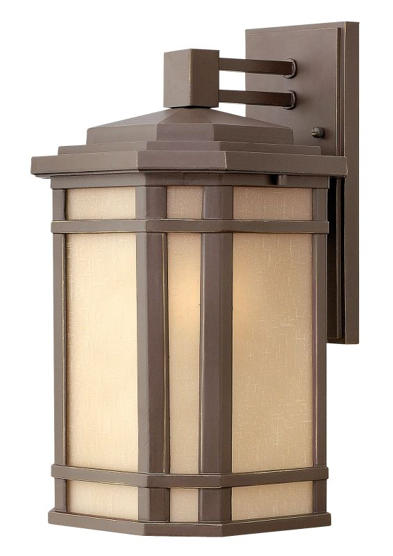 "Hinkley Lighting 1274-LED 15.25"" Height LED Outdoor Lantern Wall"