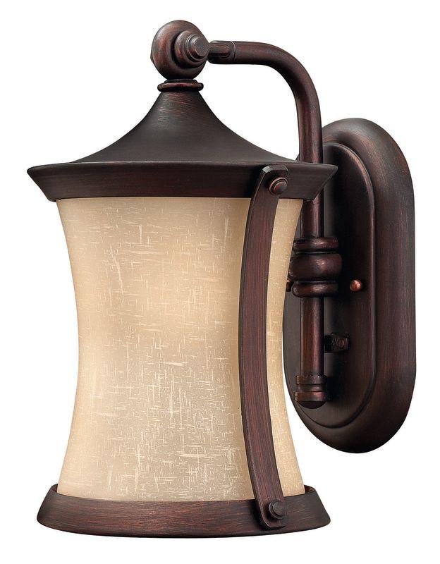 "Hinkley Lighting 1280VZ 13.25"" Height 1 Light Lantern Outdoor Wall"