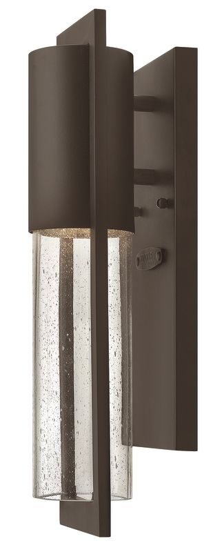 lighting 1326kz led buckeye bronze 15 5 height dark sky led outdoor