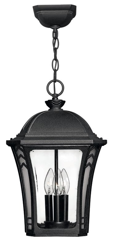 Hinkley Lighting H1332 3 Light Outdoor Lantern Pendant from the Wabash Sale $249.00 ITEM: bci310618 ID#:1332MB UPC: 640665133202 :