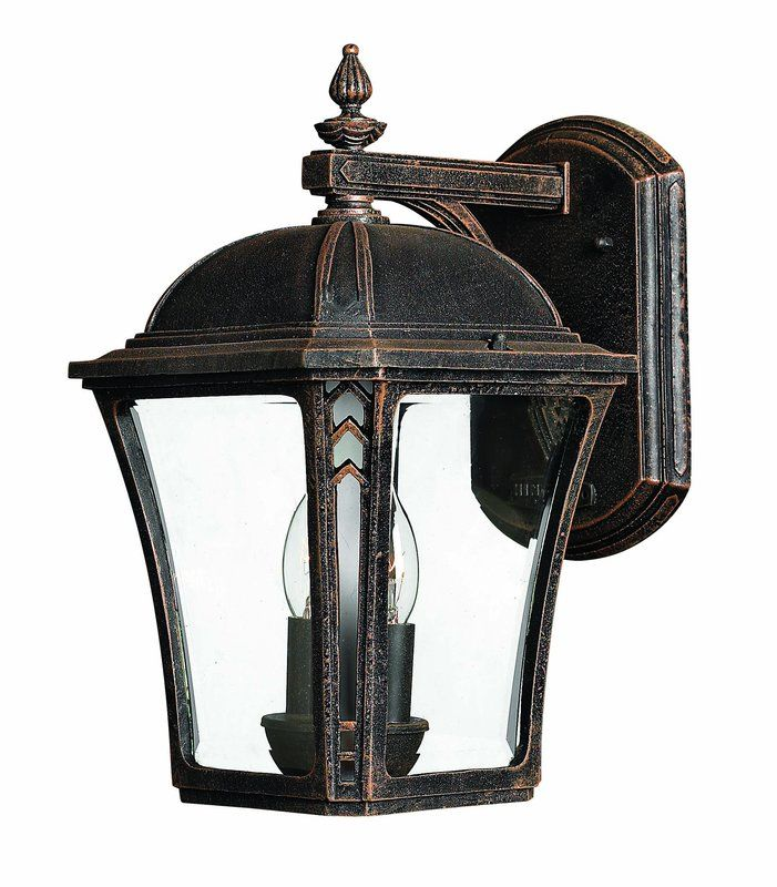"Hinkley Lighting 1334-LED 13.75"" Height LED Outdoor Lantern Wall"
