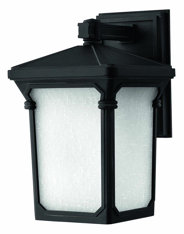 "Hinkley Lighting 1350-LED 12.5"" Height LED Outdoor Lantern Wall Sconce"