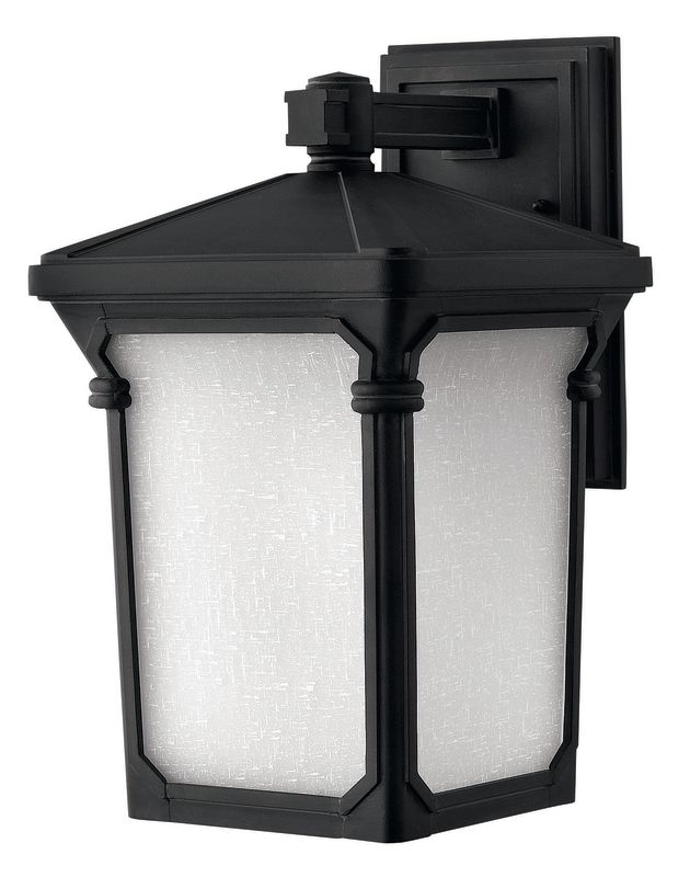 "Hinkley Lighting 1354 16"" High 1 Light Lantern Outdoor Wall Sconce in"