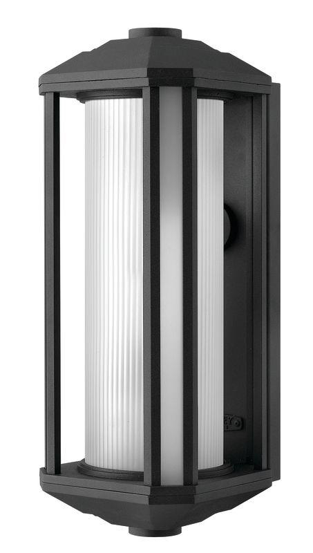 "Hinkley Lighting 1395 18"" Height 1 Light Lantern Outdoor Wall Sconce"