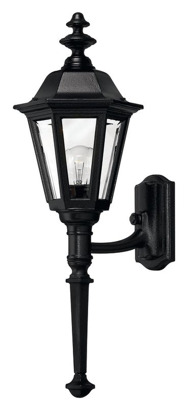 "Hinkley Lighting H1410 25"" Height 3 Light Lantern Outdoor Wall Sconce"