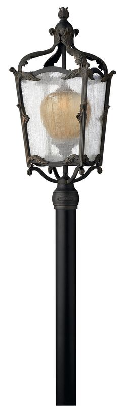 Hinkley Lighting 1421 1 Light Post Light from the Sorrento Collection Sale $539.00 ITEM: bci1055902 ID#:1421AI UPC: 640665142105 :