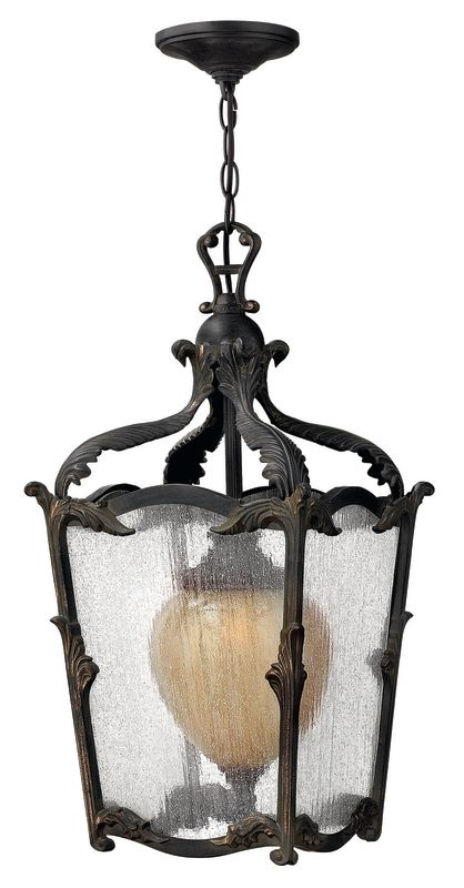 Hinkley Lighting 1422 1 Light Outdoor Lantern Pendant from the Sale $469.00 ITEM: bci1055904 ID#:1422AI UPC: 640665142204 :