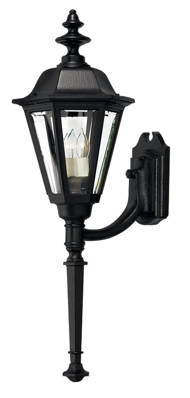 "Hinkley Lighting H1440 31"" Height 3 Light Lantern Outdoor Wall Sconce"