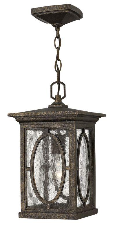 Hinkley Lighting 1492-LED 1 Light LED Outdoor Lantern Pendant from the