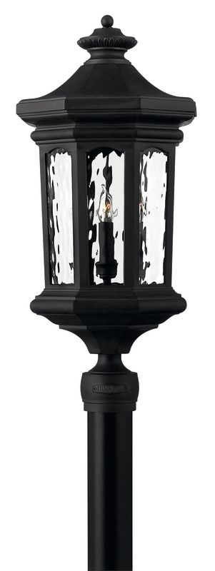 Hinkley Lighting H1601 4 Light Post Light from the Raley Collection Sale $399.00 ITEM: bci310643 ID#:1601MB UPC: 640665160116 :