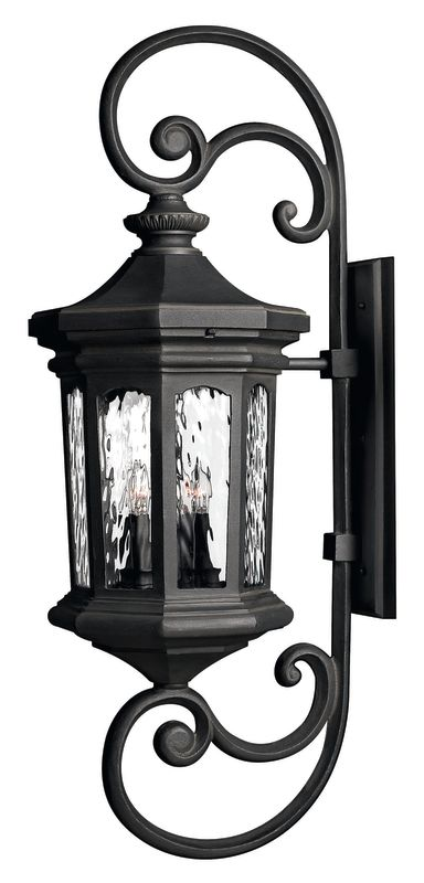 Hinkley Lighting H1609 41.75&quote Height 4 Light Lantern Outdoor Wall