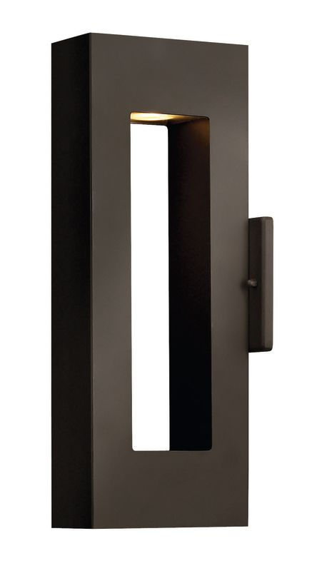 Hinkley Lighting 1640BZ Bronze Contemporary Atlantis Wall Sconce