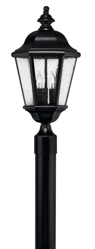 Hinkley Lighting H1671 3 Light Post Light from the Edgewater