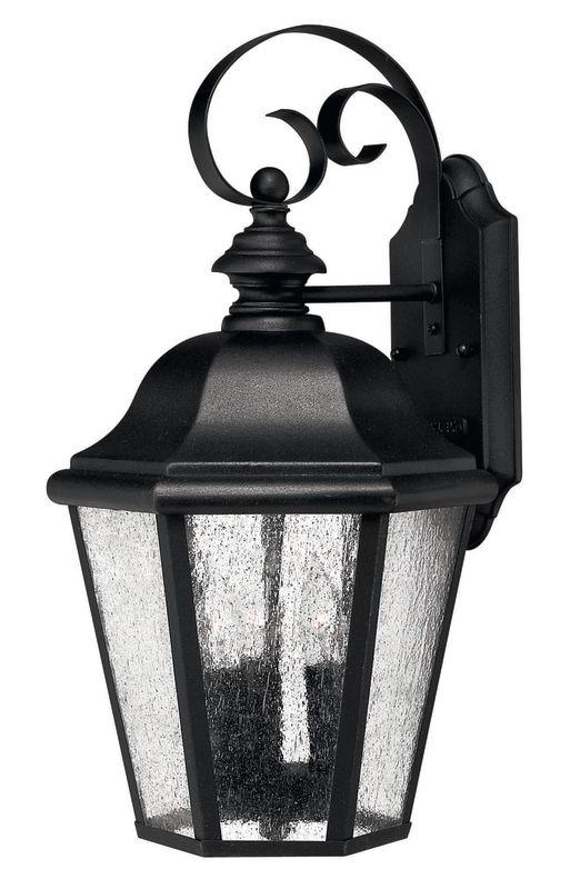 "Hinkley Lighting H1676 17.5"" Height 3 Light Lantern Outdoor Wall"