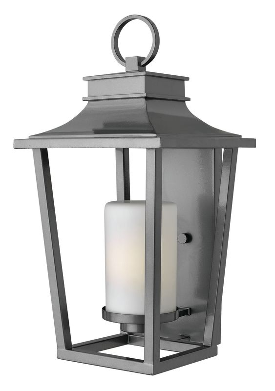 Hinkley Lighting 1745 1 Light Outdoor Lantern Wall Sconce from the