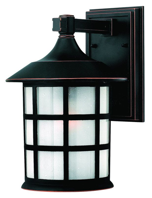 Hinkley Lighting 1804-LED 1 Light LED Outdoor Wall Sconce From the