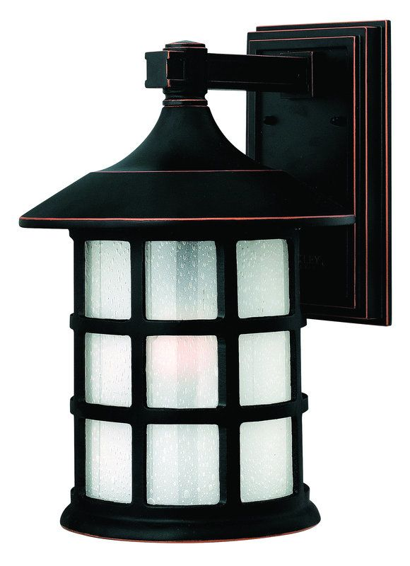 Hinkley Lighting 1805-LED 1 Light LED Outdoor Wall Sconce From the