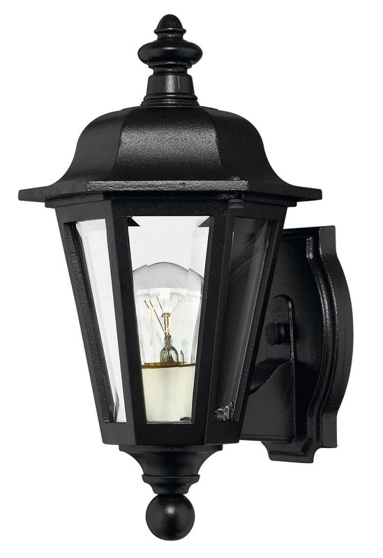 "Hinkley Lighting H1819 12"" Height 1 Light Lantern Outdoor Wall Sconce"