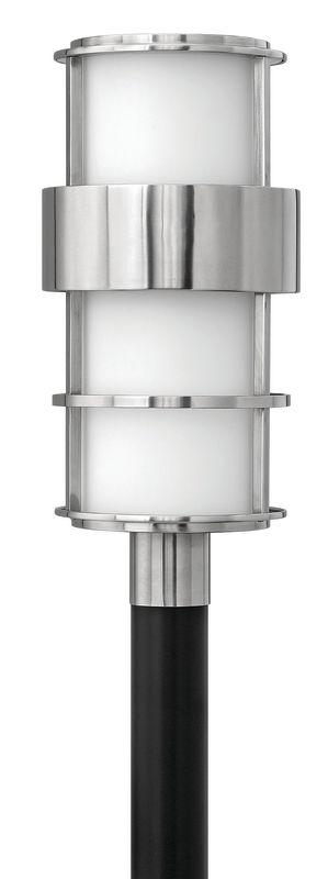 Hinkley Lighting 1901SS Stainless Steel Contemporary Saturn Post Light