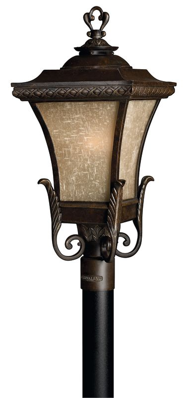 Hinkley Lighting H1931 1 Light Post Light from the Brynmar Collection Sale $559.00 ITEM: bci310789 ID#:1931RB UPC: 640665193114 :