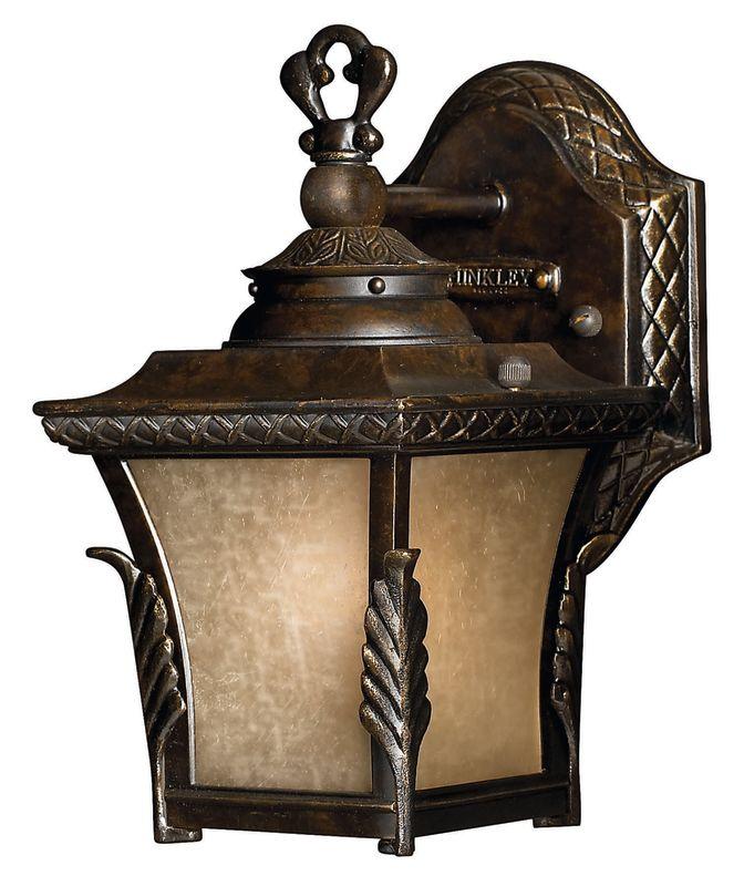 "Hinkley Lighting H1936 8.75"" Height 1 Light Lantern Outdoor Wall"
