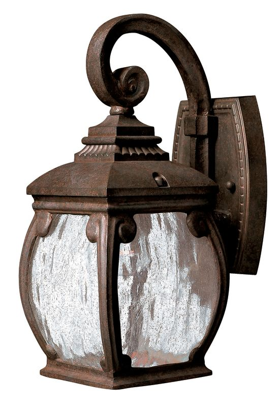 "Hinkley Lighting H1946 12.75"" Height 1 Light Lantern Outdoor Wall"