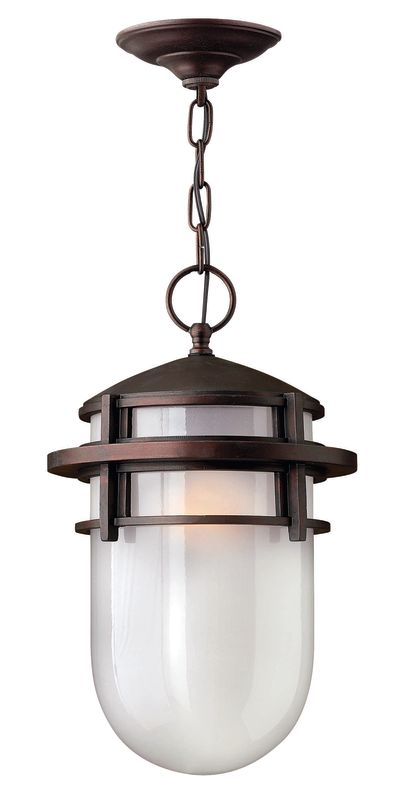 Hinkley Lighting H1952 1 Light Outdoor Lantern Pendant from the Reef