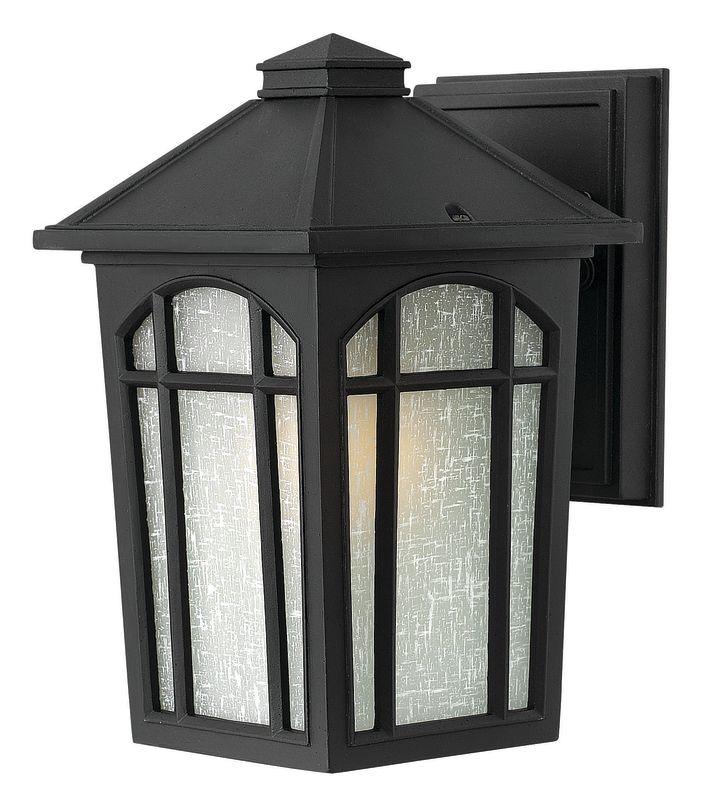 "Hinkley Lighting 1980-LED 9.25"" Height LED Outdoor Lantern Wall Sconce"