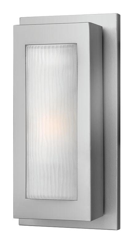 Hinkley Lighting 2050TT Titanium Contemporary Titan Wall Sconce