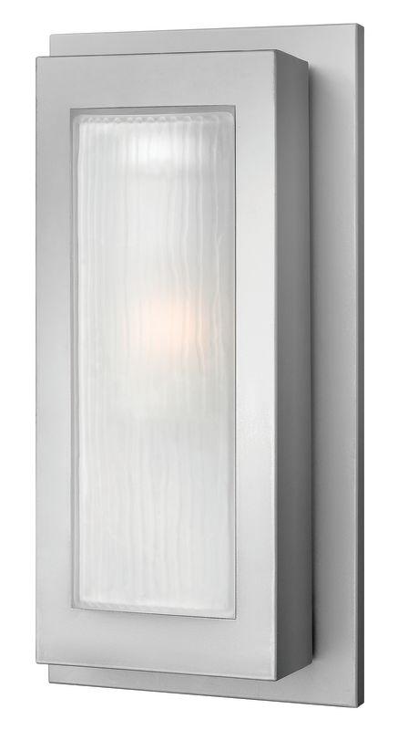 Hinkley Lighting 2054TT Titanium Contemporary Titan Wall Sconce