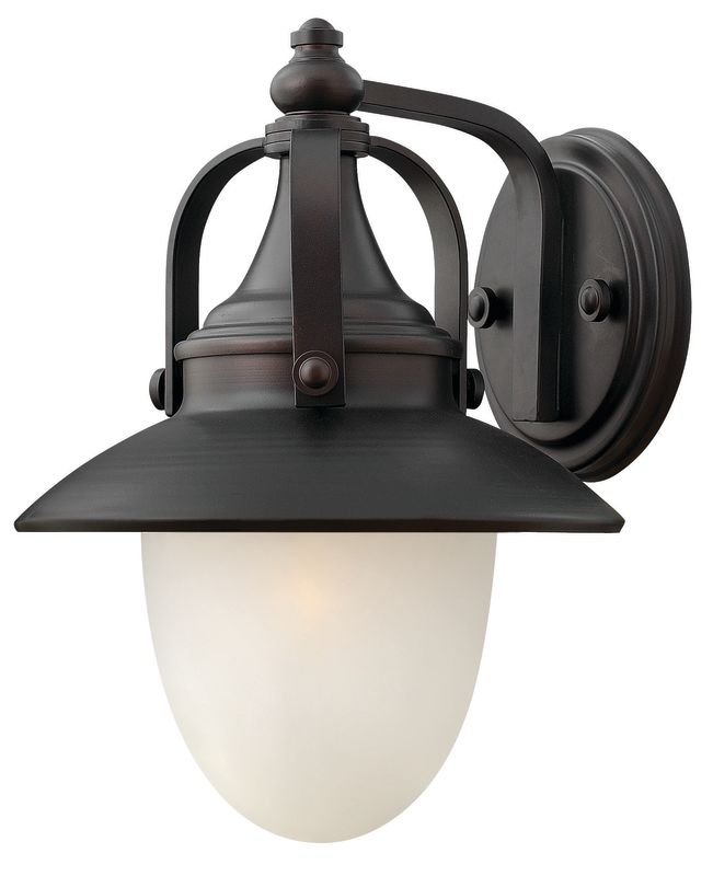 "Hinkley Lighting 2080-LED 13.75"" Height LED Outdoor Wall Sconce from"