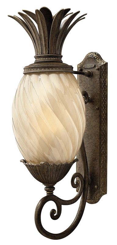"Hinkley Lighting H2124 28"" Height 1 Light Outdoor Wall Sconce from the"