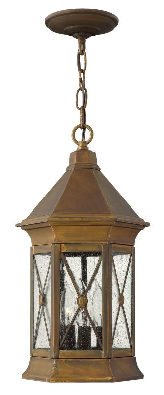 Hinkley Lighting 2292-LED 1 Light LED Outdoor Lantern Pendant from the