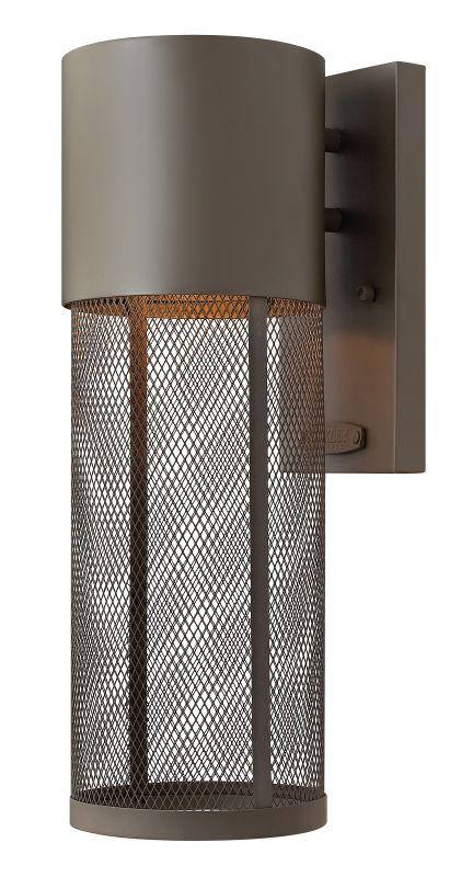 "Hinkley Lighting 2300-LED 14"" Height Dark Sky LED Outdoor Wall Sconce"