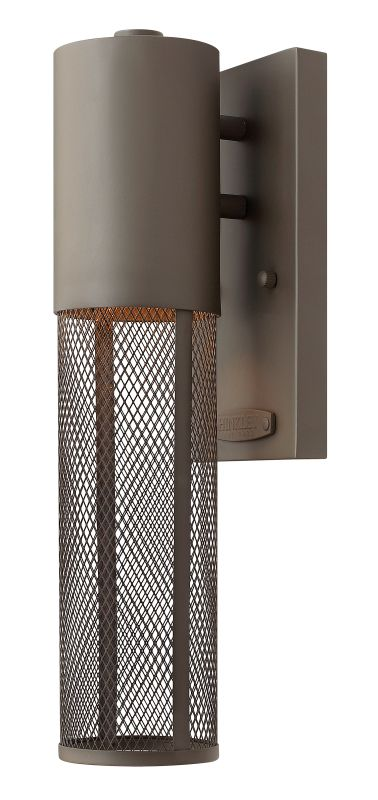 "Hinkley Lighting 2306-LED 14"" Height Dark Sky LED Outdoor Wall Sconce"