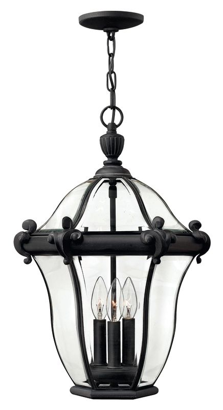 Hinkley Lighting H2442 3 Light Outdoor Lantern Pendant from the San Sale $419.00 ITEM: bci561168 ID#:2442MB UPC: 640665244205 :