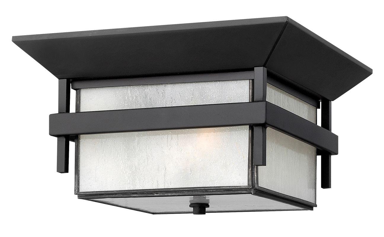 Hinkley Lighting 2573 2 Light Outdoor Flush Mount Ceiling Fixture from