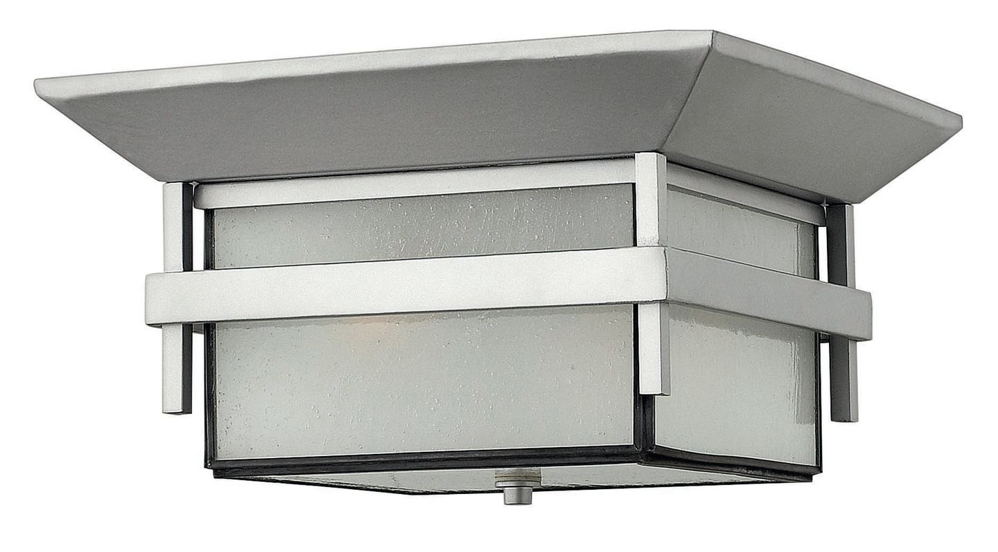 Hinkley Lighting 2573 2 Light Outdoor Flush Mount Ceiling Fixture from
