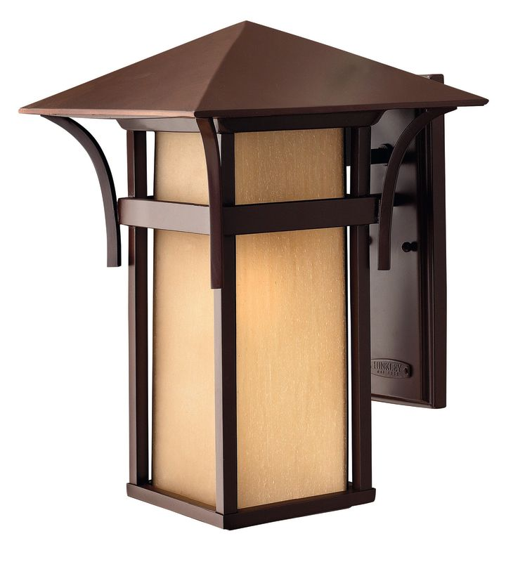 "Hinkley Lighting H2575 16.25"" Height 1 Light Lantern Outdoor Wall"