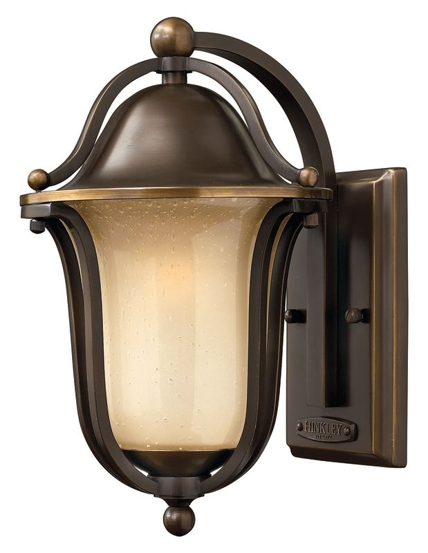 "Hinkley Lighting H2630 12.25"" Height 1 Light Lantern Outdoor Wall"