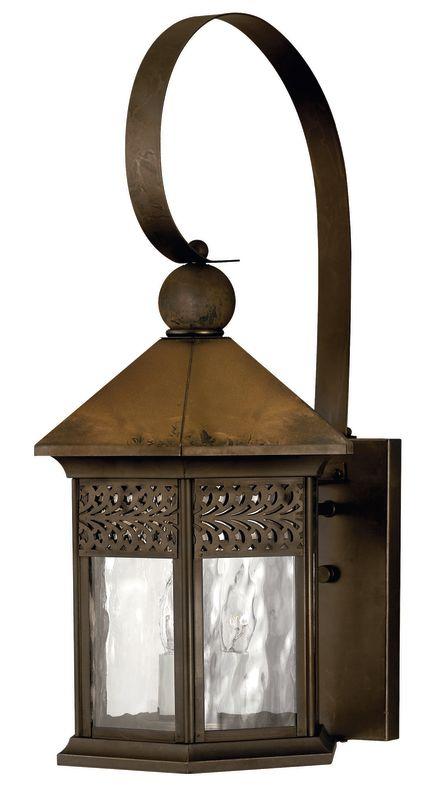 "Hinkley Lighting H2995 22.5"" Height 3 Light Lantern Outdoor Wall"